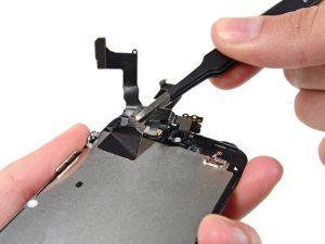 تعویض تاچ و ال سی دی گوشی موبایل آیفون